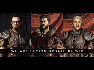 Fallout: New Vegas Remastered 2020 Mod We Are Legion Update #4 WIP