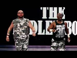 The Dudley Boyz On There 2018 Hall Of Fame Induction