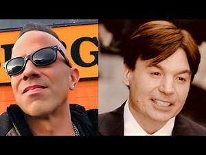 Mike Myers Life in Toronto | Plus My Life Too | Wayne's World Real Life Locations