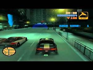 GTA III: Mission 10: 'Turismo' - Walkthrough 100% - 720P HD - PC