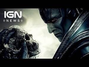 X-Men: Apocalypse Writer Teases Post-Credits Scene - IGN News