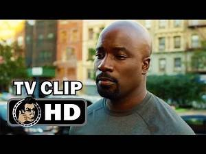 "MARVEL'S LUKE CAGE Season 2 Clip ""Luke Cage Carries the Weight of Harlem"" (HD) Netflix Series"
