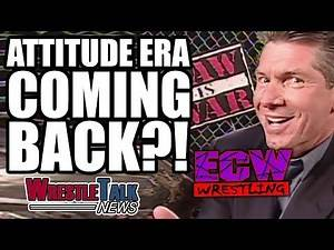 WWE Going Non-PG?! WWE Buying TNA?! | WrestleTalk News Sept. 2017