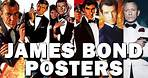The Evolution of the James Bond Posters from 'Dr. No' to 'No Time To Die'