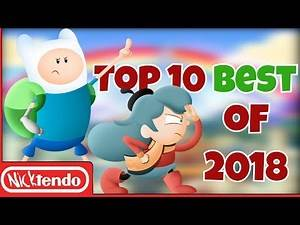 Top 10 Cartoon Episodes of 2018 (That Made me Cry Inside)