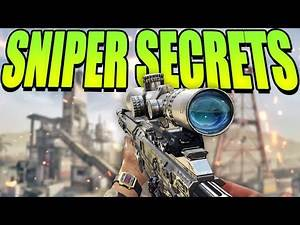 6 SNIPER SECRETS in Modern Warfare Season 2 (*almost* CHEATING) [After MW 1.14 Patch]