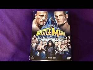 WrestleMania 29 DVD Review