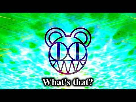 Radiohead - Paranoid Android (LYRIC VIDEO)