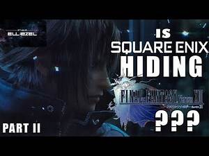 Final Fantasy Versus XIII Still alive??? ACTUAL PROOF!? PART 2 - ELLIEZEL GAMING