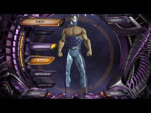 DC Universe Online Best Character Creation