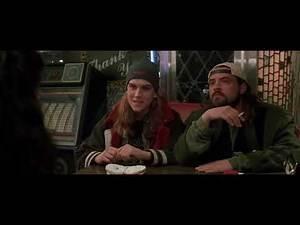 Dogma/Best scene/Kevin Smith/Linda Fiorentino/Jason Mewes