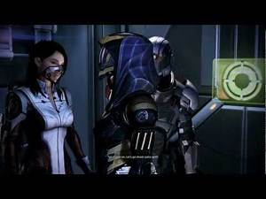 Mass Effect 3: Ashley versus Tali (version 2)