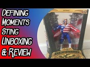 Defining Moments Great American Bash Sting Unboxing & Review
