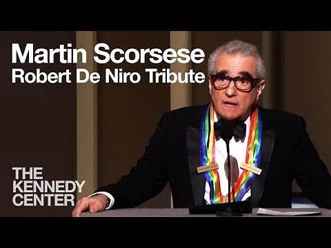 Martin Scorsese (Robert De Niro Tribute) - 2009 Kennedy Center Honors