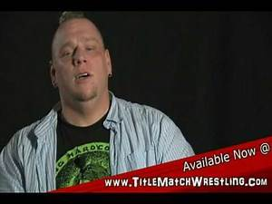 Axl Rotten's Awesome Dusty Rhodes & Macho Man Impressions
