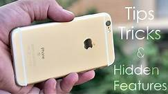 iPhone 6s - Tips, Tricks & Hidden Features