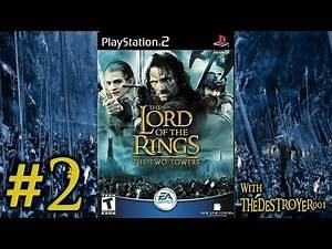 LOTR: The Two Towers (PS2) - Part 2