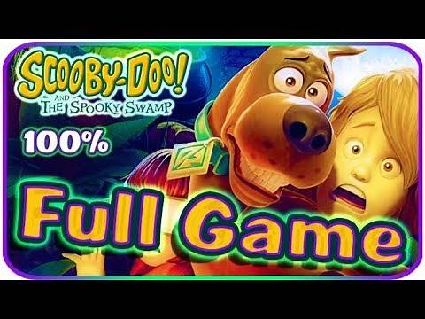 Scooby-Doo! and the Spooky Swamp FULL GAME 100% Longplay (Wii, PS2)