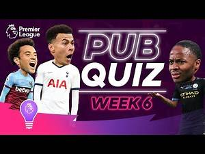 Premier League Pub Quiz | Episode 6