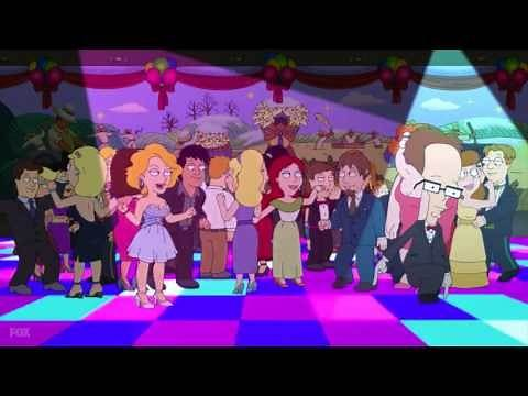 American Dad! Roger Dancing at the Prom