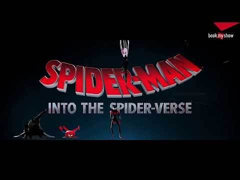 Spider-Man : Into The Spider-Verse | Movie Promo | BookMyShow