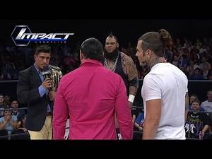 Matt Hardy Wants A Title Shot, EC3 Agrees But With a Stipulation (Aug 26, 2015)