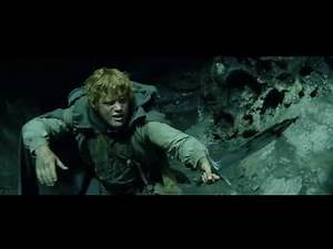 Lord Of The Rings: Return Of The King - Sam Fights Shelob (Movie Clip)