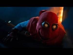 Spiderman De Regreso a Casa (2017) Spiderman vs El Buitre Parte 1 Español Latino (HD) Pelea Final