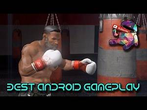 Real Boxing 2 Creed GYM Training Android