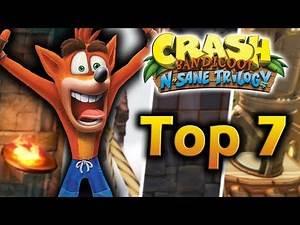 The Most Difficult Levels - Crash Bandicoot N. Sane Trilogy | 1080p 60fps