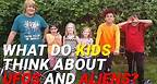 What Do Kids Think About UFOs and Aliens? Ages 6 to 13