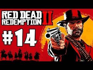 Red Dead Redemption 2 - Walkthrough - Part 14 - Who Is Not Without Sin (PS4 HD) [1080p60FPS]