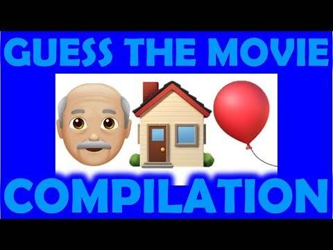 GUESS THE MOVIE BY THE EMOJI COMPILATION {50 QUESTIONS}