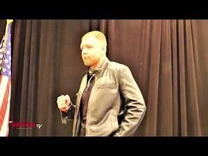 Hannibal on John Moxley Talk is Jericho Appearance