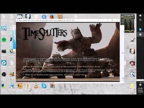 How to play PCSX2 Online/LAN with others (Timesplitters Gameplay)