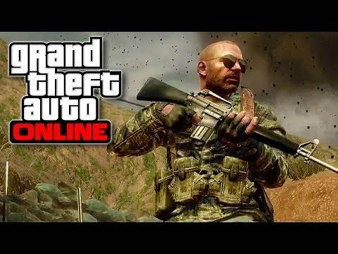 """GTA 5 Online - How To Make Your Character Look Like """"HUDSON"""" From Black Ops! (GTA V)"""