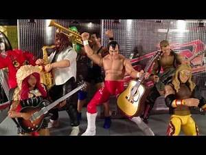 WWE Elite Series 21 Honky Tonk Man Figure Review
