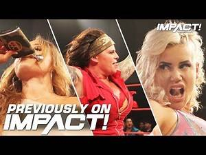 Witness the SHOCKING Cold Open for This Week's IMPACT! | IMPACT Wrestling First Look Dec 10, 2019