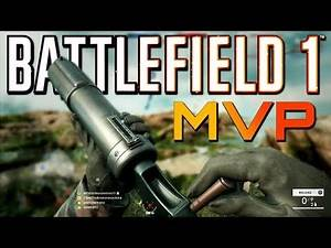 Battlefield 1: MVP on New Map Heligoland Bight! 4K PS4 PRO Multiplayer Gameplay