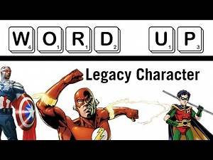 """What is a """"Legacy Character""""?"""