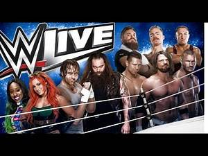 WWE Live - Cardiff, Wales - May 5th, 2017
