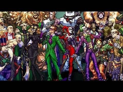 Top 10 Greatest Batman Villains