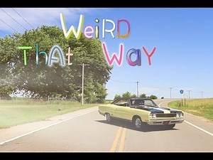 Randall Zwarte Band - Weird That Way