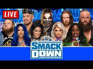 🔴 WWE Smackdown Live Stream 11th September 2020 - Full Show Live Reactions