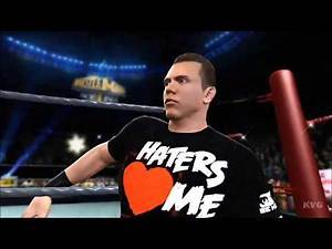 WWE 2K14 - Triple H & Big Show vs CM Punk & The Miz | Tag Team Match Gameplay [HD]