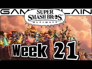 Smash Bros. Ultimate Update: Direct, Incineroar, Lifelight Music, Pokemon Remix, & More! - Week 21