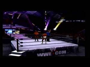 Smackdown vs RAW 2007 | Survivor Series 2007 Part 5