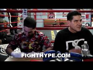 "ANGEL GARCIA QUESTIONS WBC/VADA ""CLEAN BOXING PROGRAM""; REVEALS DANNY HAS NOT BEEN TESTED"