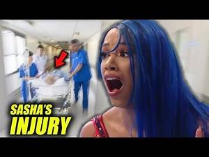 WWE Furiously REMOVED Sasha Banks From The Royal Rumble For BACKSTAGE ISSUE!