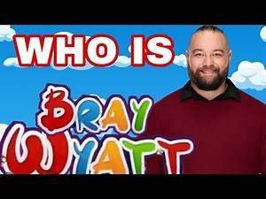 WHO IS BRAY WYATT? FIREFLY FUN HOUSE THEORY